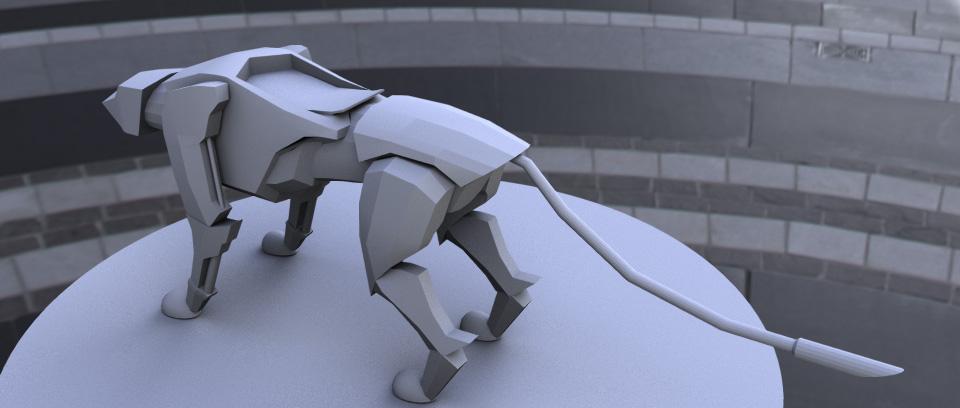 Panther PSX Robot Development
